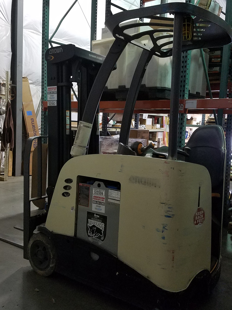 used forklift for sale billings mt
