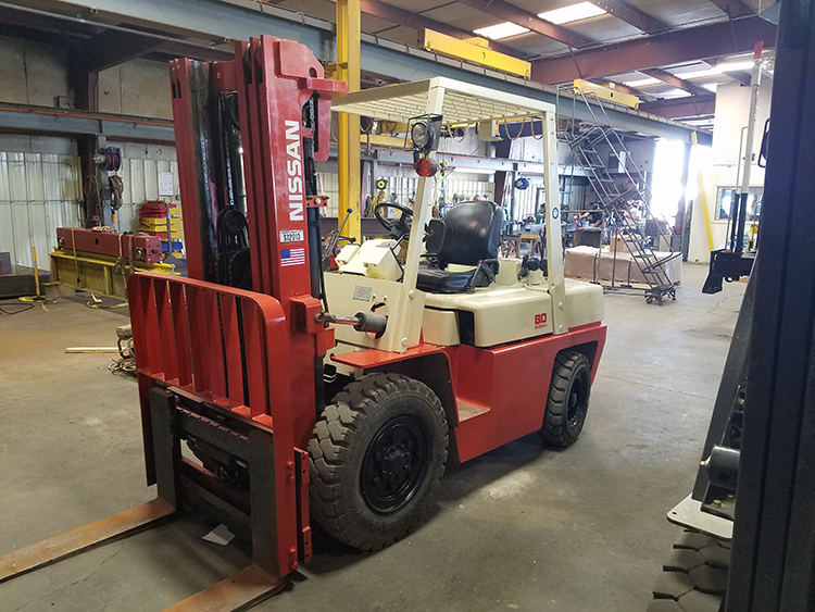 used forklift for sale billings mt - Anderson Forklift